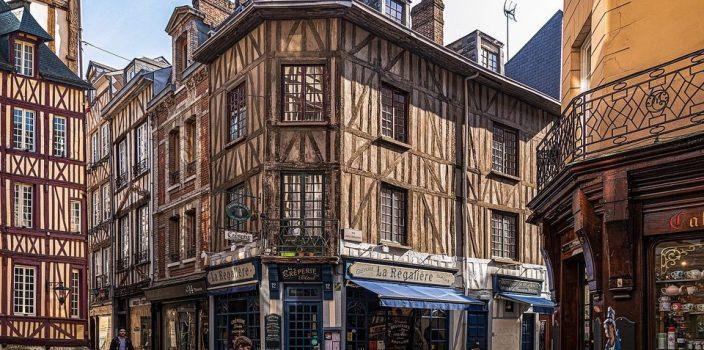 location meublée à Rouen